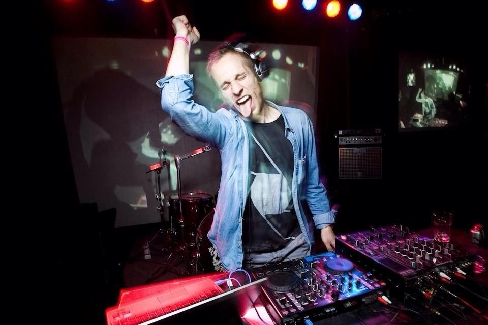 DJ Pavlin